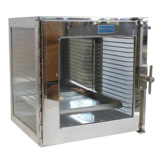 Boekel Stainless Steel Medical Cabinet