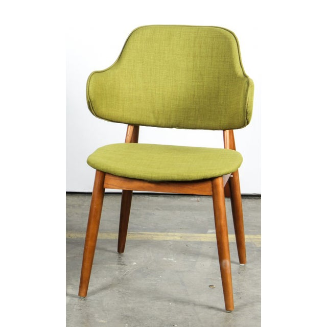 "Danish Modern ""Penguin"" Chair - Image 2 of 4"
