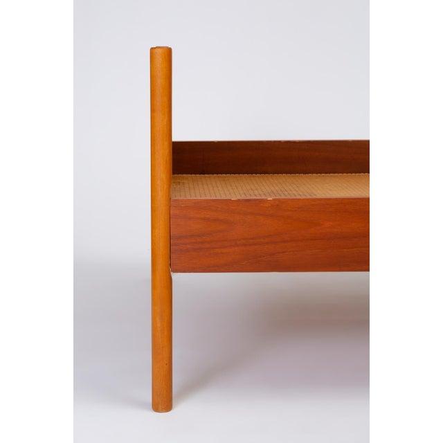Single Scandinavian Modern Twin Bed by Westnofa For Sale - Image 11 of 13