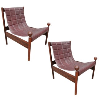 Zalszupin Ouro Preto Chairs-A Pair For Sale