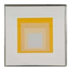 "Josef Albers ""Homage to the Square"" Print For Sale"