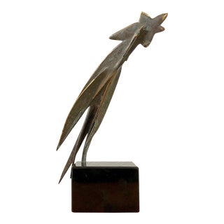 1990s Brutalist Shooting Star Sculpture For Sale