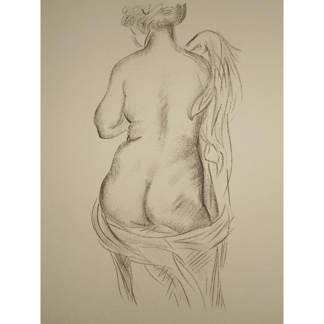 "Vintage Silkscreen Maillol ""Strange Nudes"" Folio - Image 3 of 4"