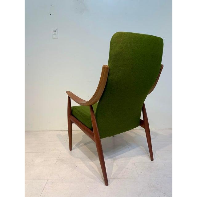 Mid Century Modern Peter Hvidt & Orla Mølgaard-Nielsen for John Stuart Lounge Chair For Sale In Los Angeles - Image 6 of 13