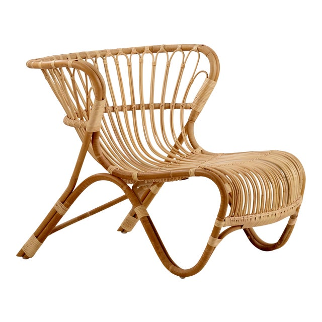 Viggo Boesen Fox Chair - Natural For Sale