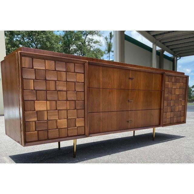 John Stuart Mid-Century Modern Sideboard For Sale - Image 10 of 10