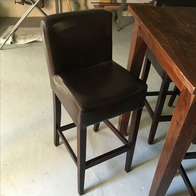 Provence Pub Table With Henry Pub Stools - Image 5 of 5