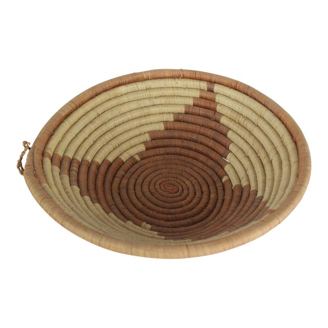Ghanian Triangle Basket For Sale