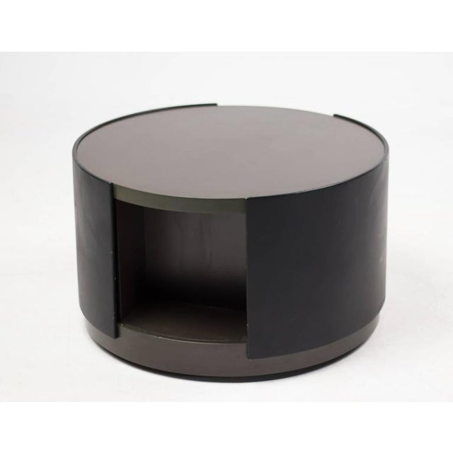 1960s Rolling Bar Table by Eugenio Gerli for Tecno For Sale - Image 5 of 10