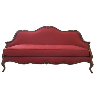 Pierre Deux for Highland House French Country Style Sofa For Sale