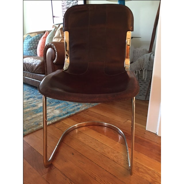 Restoration Hardware Rustic Dining Chairs - S/4 - Image 2 of 6