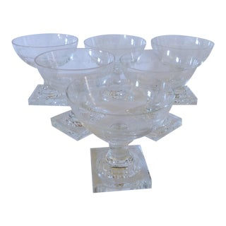 Cordial Glasses - Set of 6 For Sale