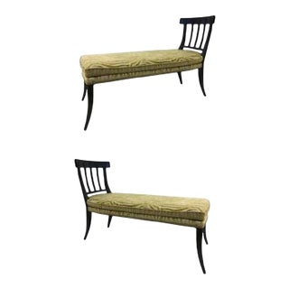Pair of Regency Style Daybeds For Sale