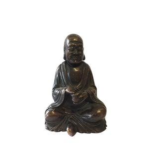 Old Bronze Medicine Buddha For Sale