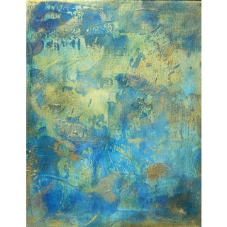 Original Abstract Art Canvas Painting For Sale