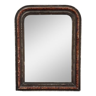 Antique French Louis Philippe Mirror, 1880s