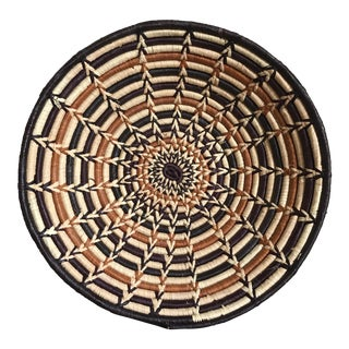 Woven Tribal Basket/Bowl For Sale