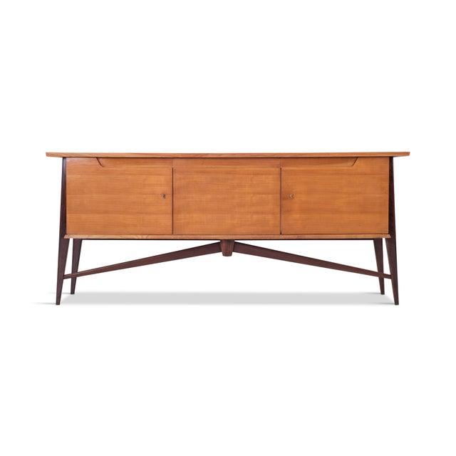De Coene Mid-Century Modern Two Tone Sideboard For Sale - Image 10 of 10