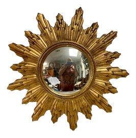 Image of Italian Sunburst Mirrors