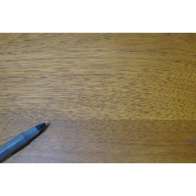Basic Witz Mid-Century Modern Walnut Nightstand For Sale - Image 10 of 10