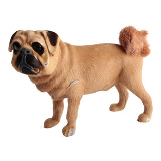 Model of a Pug Dog For Sale