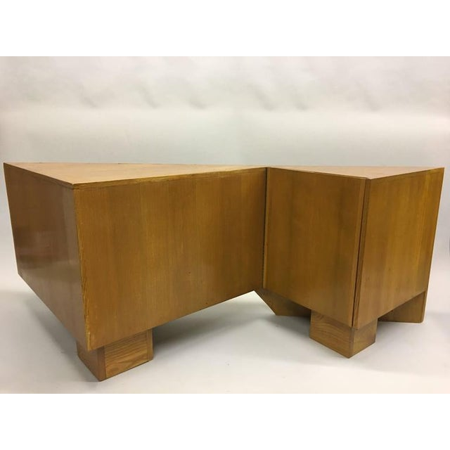 Avant-Garde French Modern Sideboard by Alain Marcoz, circa 1956 - Image 4 of 10