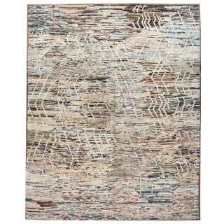 """21st Century Modern Moroccan-Style Rug, 12'9"""" X 15'11"""" For Sale"""
