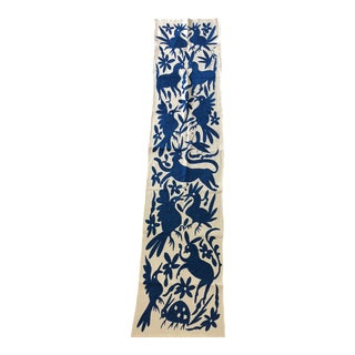 Otomi Fabric Wall Hanging