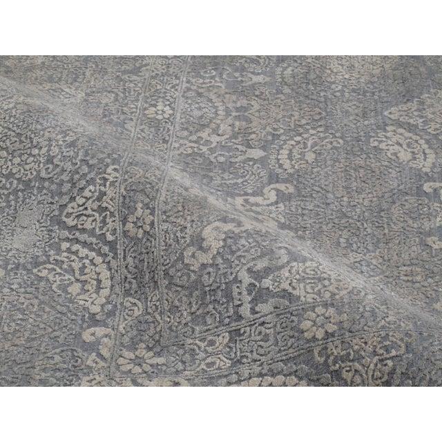 Stark Studio Rugs Stark Studio Rugs Traditional New Oriental Indian Wool Rug - 8′10″ × 11′10″ For Sale - Image 4 of 5