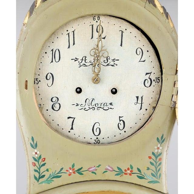 Antique Swedish Mora Clock - Image 6 of 6
