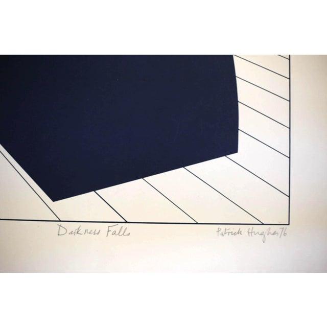 Darkness Falls Patrick Hughes 1976 - Image 3 of 5