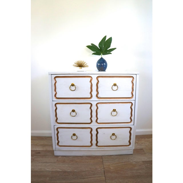 Dorothy Draper Espana Style Chest Dresser For Sale - Image 4 of 8