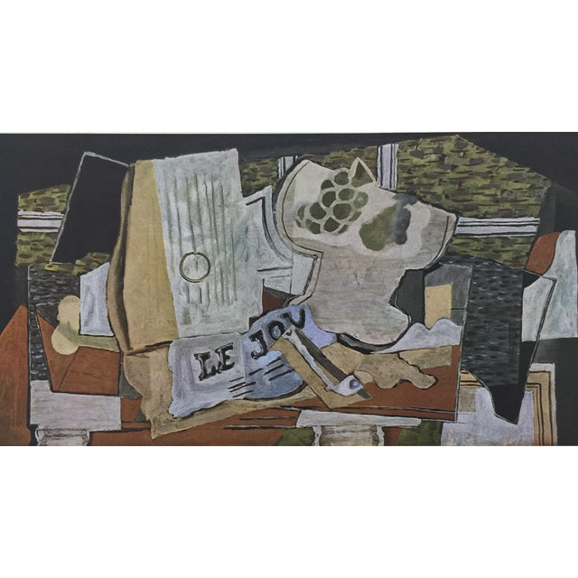 1946 Georges Braque Portfolio Print Book For Sale - Image 11 of 13