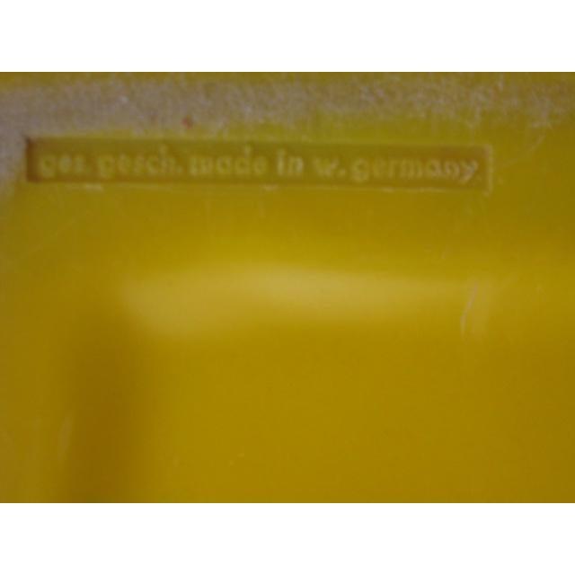 Yellow 1970s Vintage Luigi Colani Zocker Chair Desk For Sale - Image 8 of 12