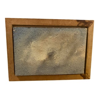1950s Piere Bogaert Mid-Century Abstract Oil Painting For Sale