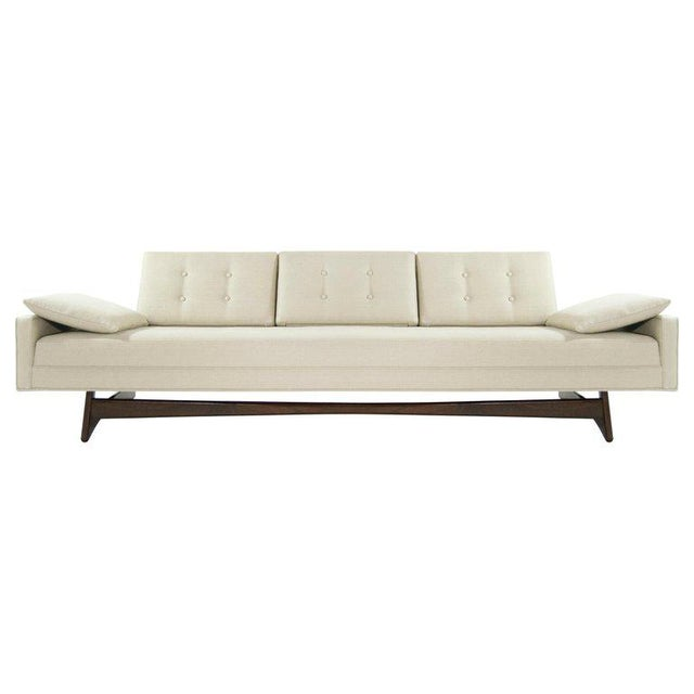 Adrian Pearsall for Craft Associates Model 2408 Sofa For Sale - Image 12 of 12