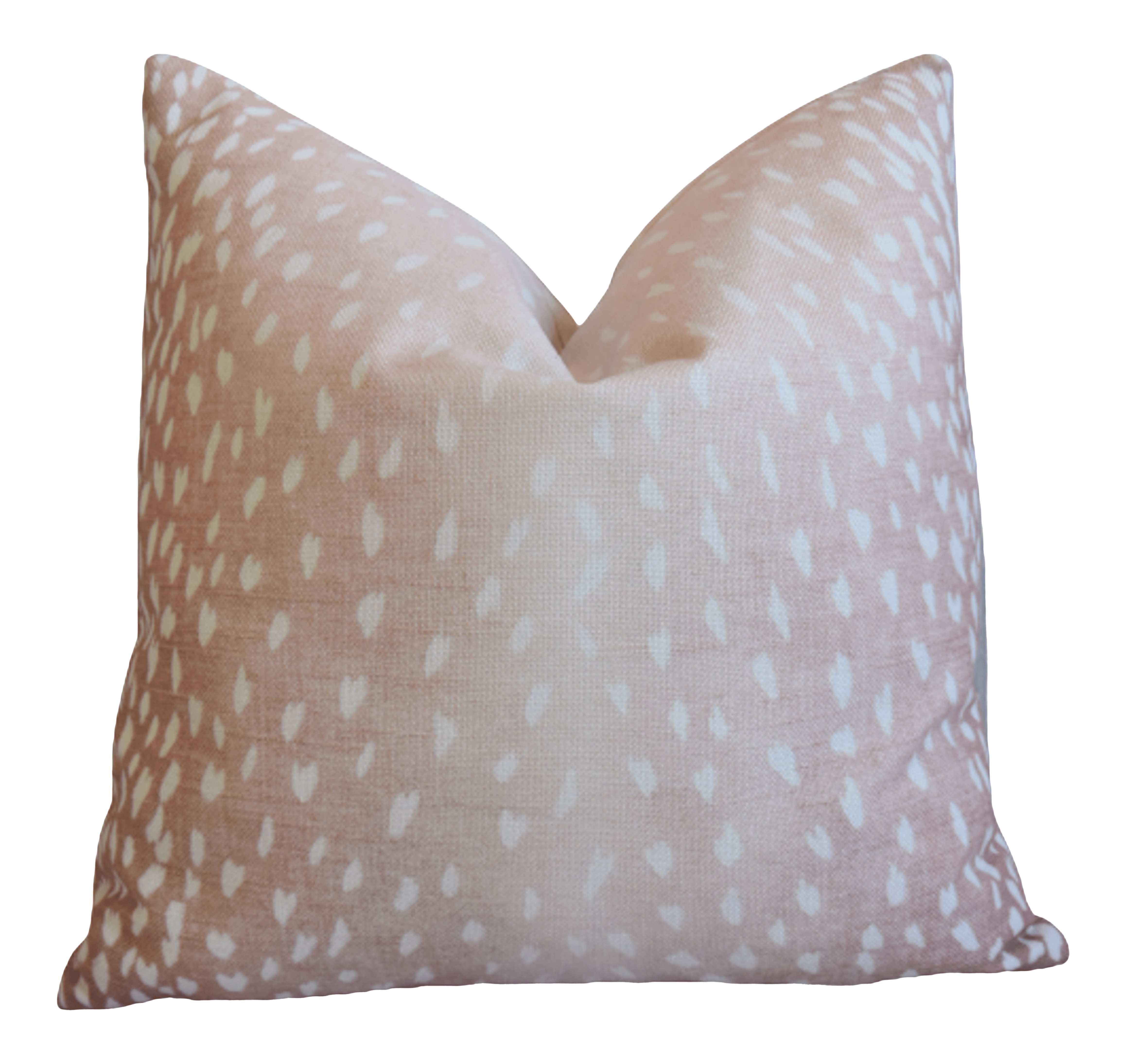Pollack Mid Century Modern style 17 x 17 with featherdown insert Accent Pillow