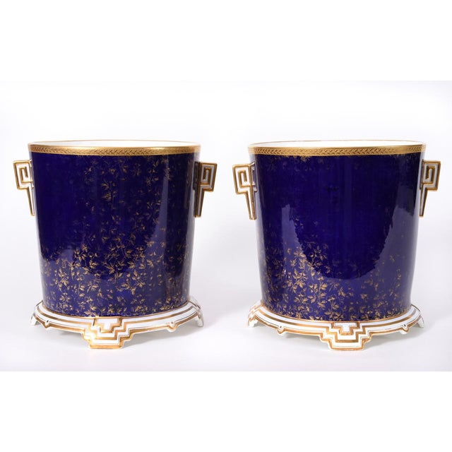 Late 19th Century Matching English Wedgwood Wine Coolers - a Pair For Sale - Image 11 of 11