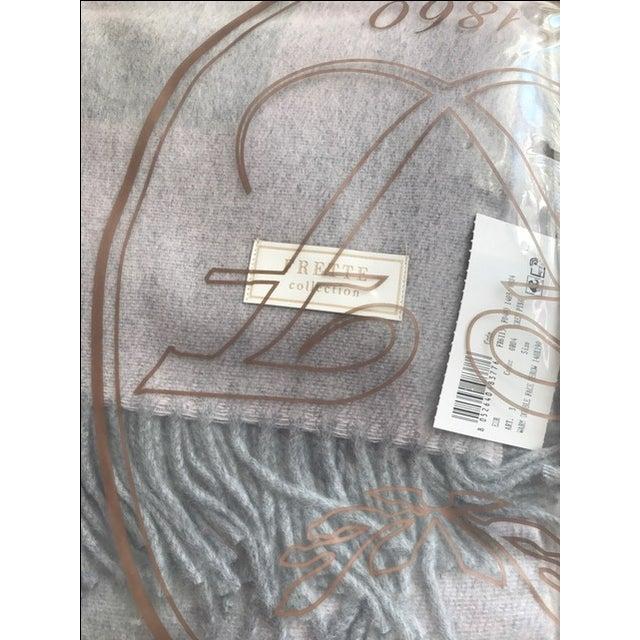 Frette Italian Fine Wool Throw - Image 4 of 11