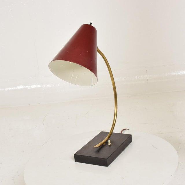 Stilnovo Stilnovo Mid-Century Modern Italian Desk Task Lamp For Sale - Image 4 of 8