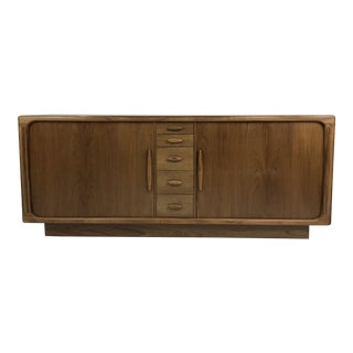 Rosewood Credenza by Dyrlund For Sale