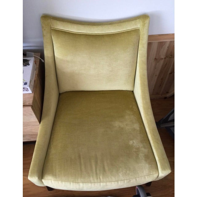 2010s Baker Tivoli Lounge Chairs- A Pair For Sale - Image 5 of 10