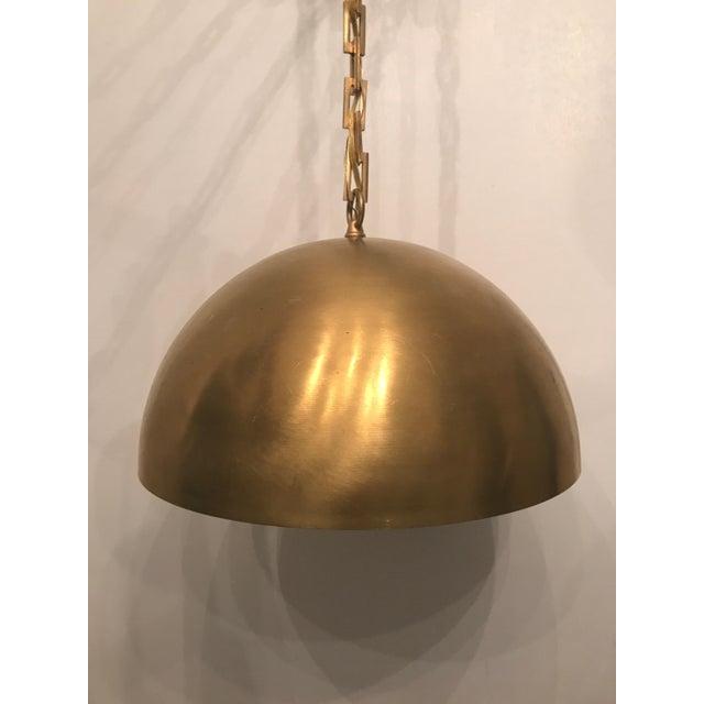 Schoolhouse Electric Brass Royce Pendant - Image 2 of 7