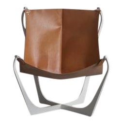 Mid-Century Modern TGM Sling Chair For Sale