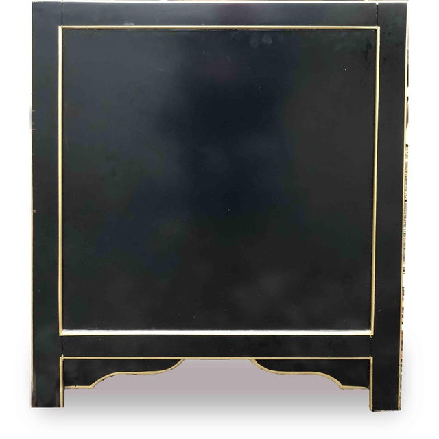 2010s Modern Sligh Pacific Isle Console For Sale - Image 5 of 12