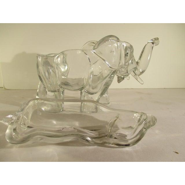 Elephant Shaped Decorative Jar For Sale - Image 4 of 7