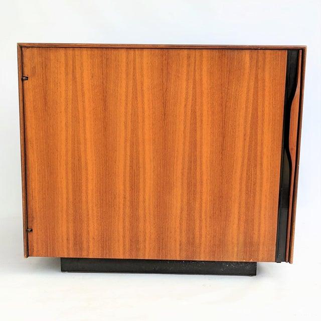 Mid-Century Modern 1960s John Kapel for Glenn of California Walnut Nightstands - a Pair For Sale - Image 3 of 12