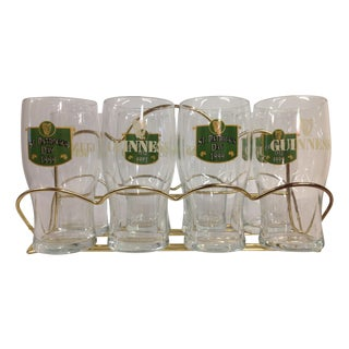 Guinness 'St. Patrick's Day 1999' Pints - Set of 8 For Sale