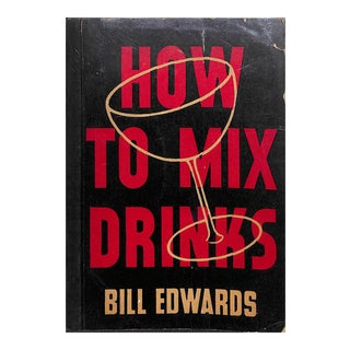 """""""How to MIX Drinks"""" Book For Sale"""