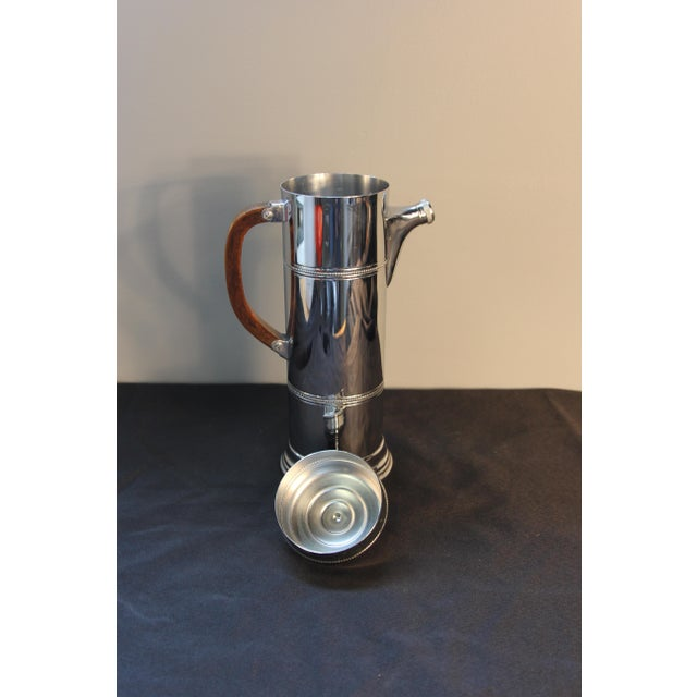 Martini Shaker With Bakelite Handle - Image 5 of 8